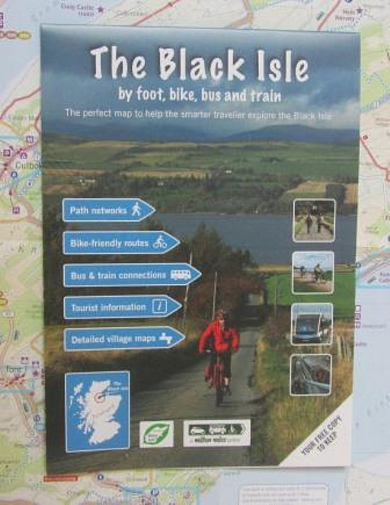 Black Isle Travel Map